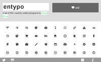 网页图标字体的使用方法