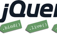 jQuery的.bind()、.live()和.delegate()之间区别